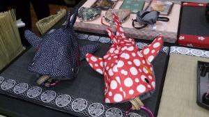 07高田織物ブース商品